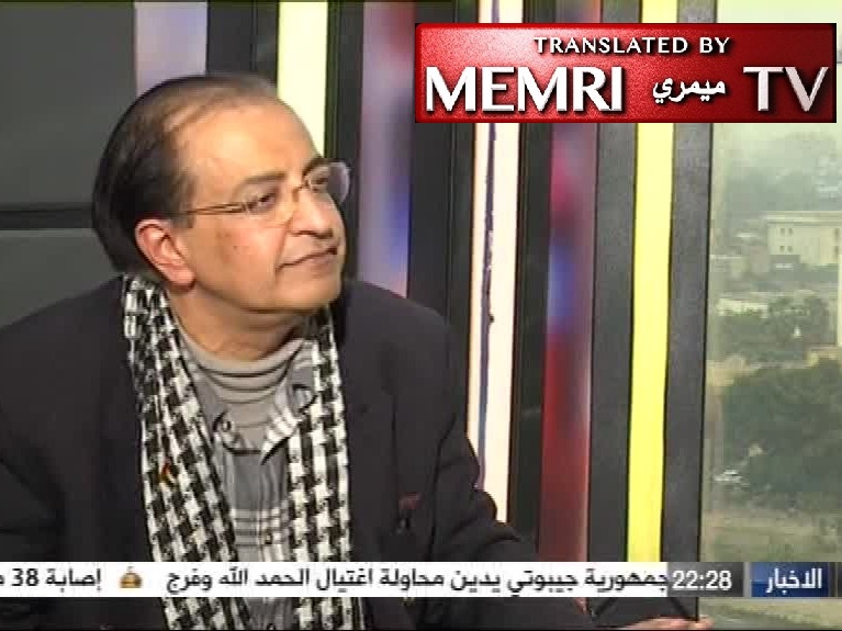 Egyptian Historian Bassam El Shammaa to Palestine TV: Jews Carried Out